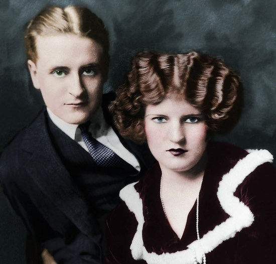 a biography of zelda sayre fitzgerald Zelda sayre and f scott fitzgerald pose for a photo at the sayre home in  that was probably the darkest time of his life, railsback says.