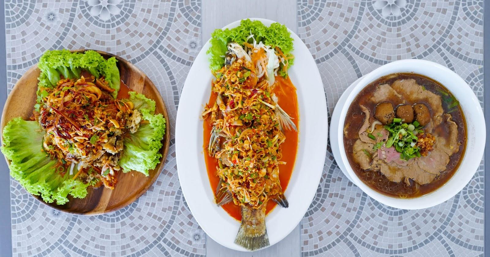 Adeena Thai Cafe, Taman Tun Dr Ismail
