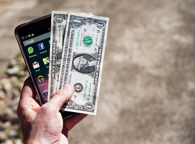 How to make money from your phone