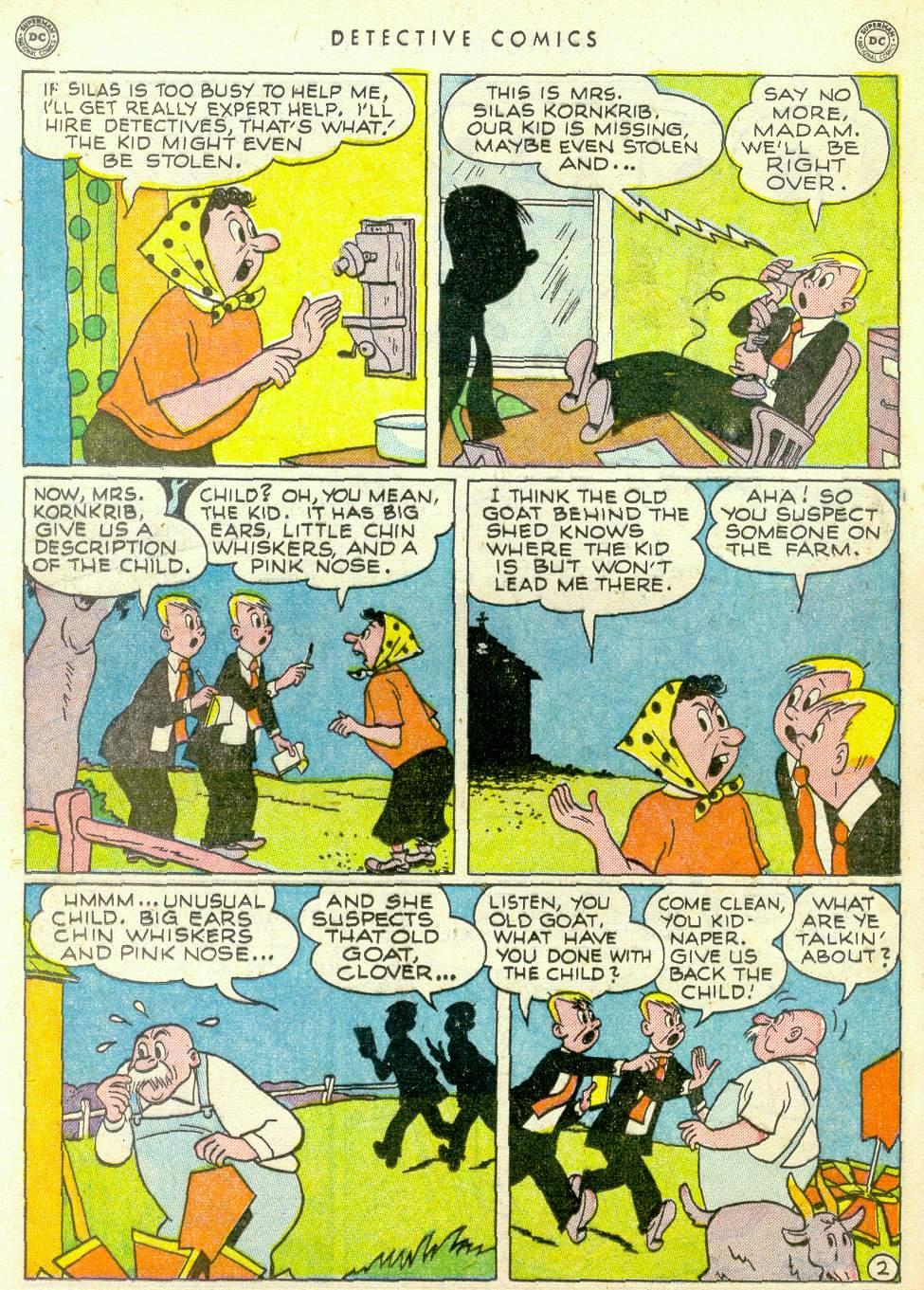 Read online Detective Comics (1937) comic -  Issue #163 - 33
