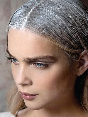 Fabuloso peinados con canas Colección De Tutoriales De Color De Pelo - Peinados Miles: Hombres y mujeres con canas