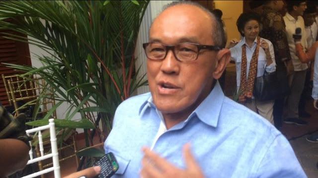 Erwin Aksa ke Prabowo-Sandi, Aburizal Bakrie Buka Suara