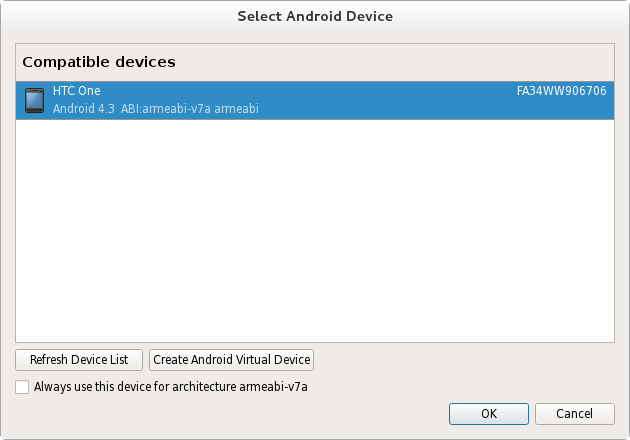 Tutorial: Qt for Android - set up SDK and Hello World | Developer