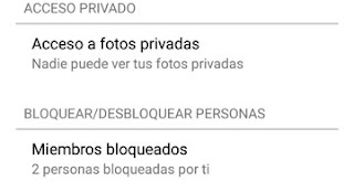 Como Desbloquear Personas desde App Twoo