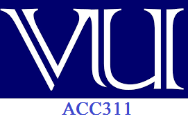 ACC311 midterm solved past paper megafile by reference