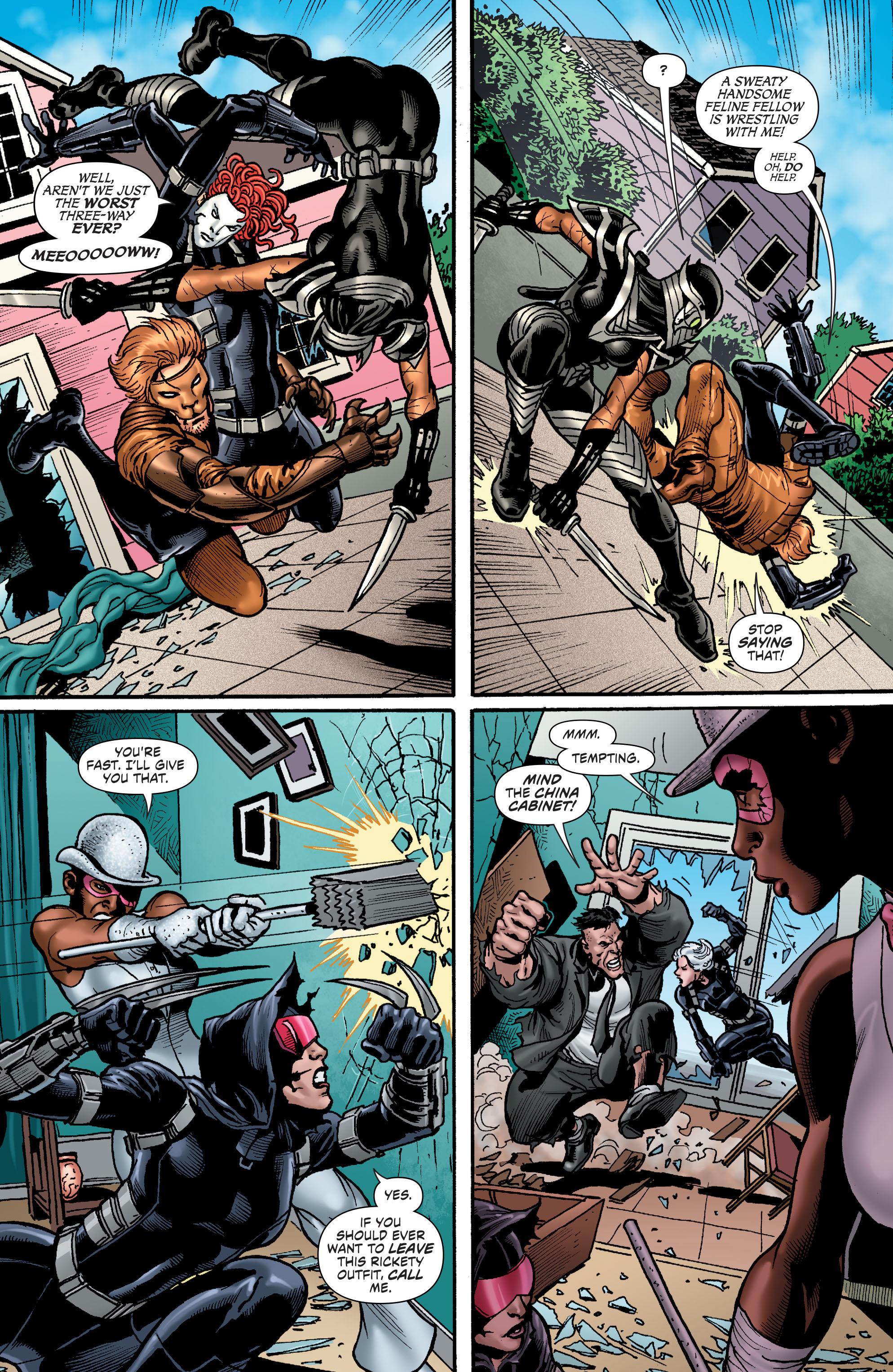 Read online Secret Six (2015) comic -  Issue #4 - 20
