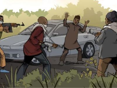 Abductors of Taraba lawyer demand N15million ransom