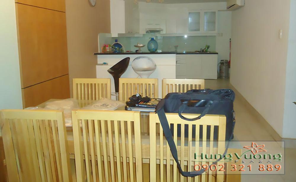 Hùng Vương Plaza Quận 5 - phòng ngủ 2