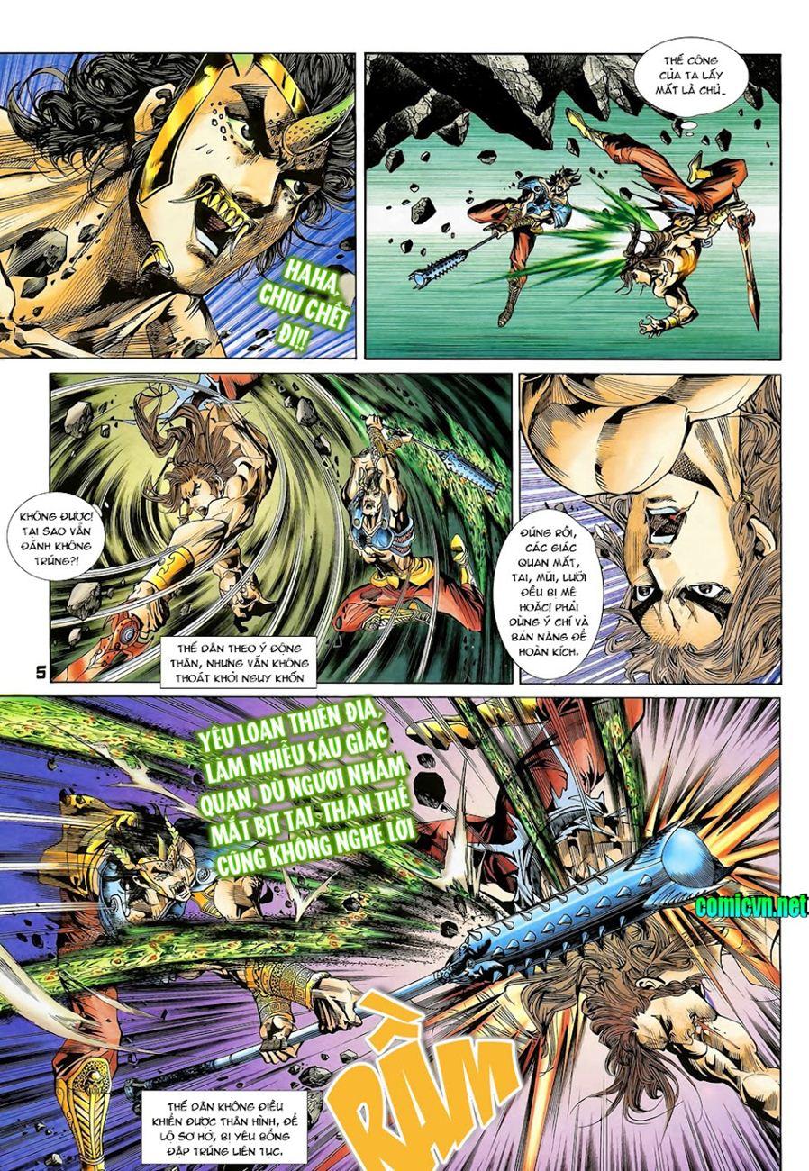 Đại Đường Uy Long chapter 85 trang 5