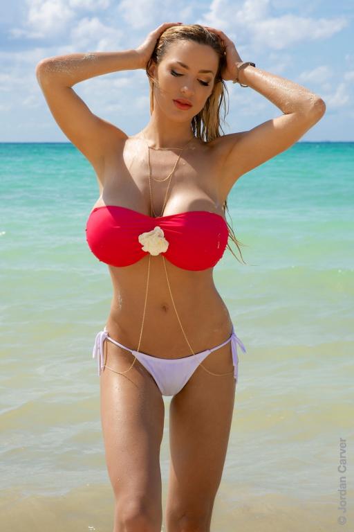 Sexy Nude Redhead Lifeguard 52