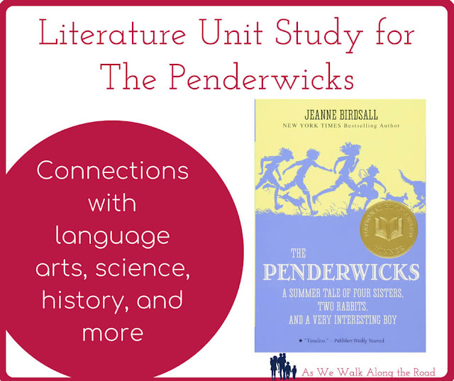 Unit study for The Penderwicks