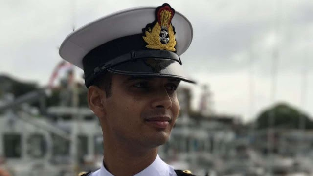 INS Vikramaditya fire: Newly married Lieutenant Commander DS Chauhan dies while dousing blaze