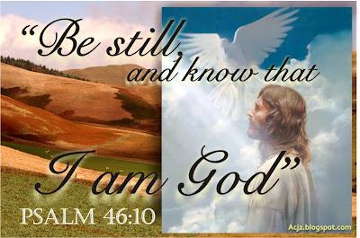 psalm 46:10 artwork