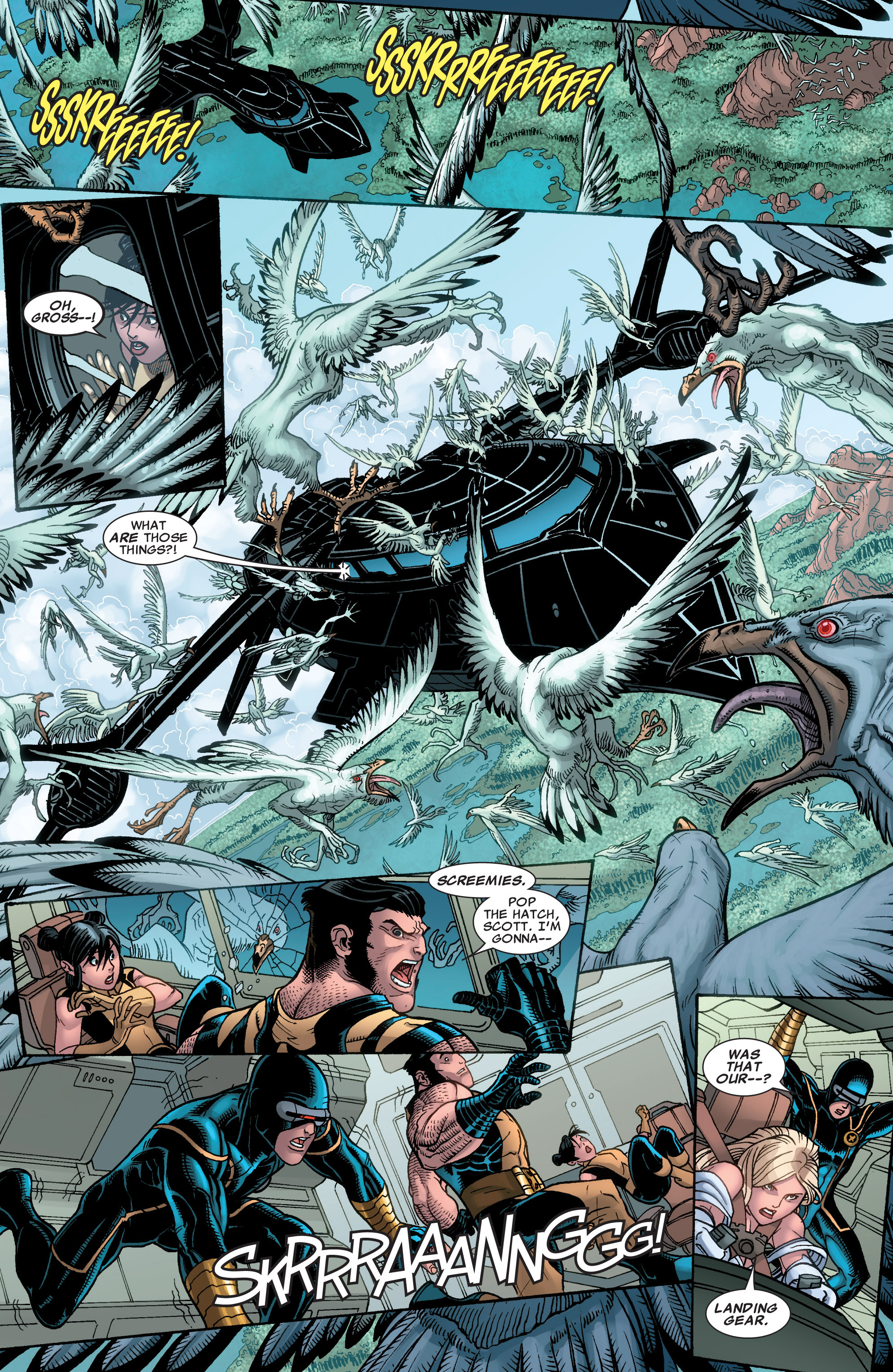 Read online Astonishing X-Men (2004) comic -  Issue #39 - 10