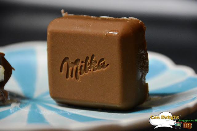 קוביית שוקולד chocolate cube