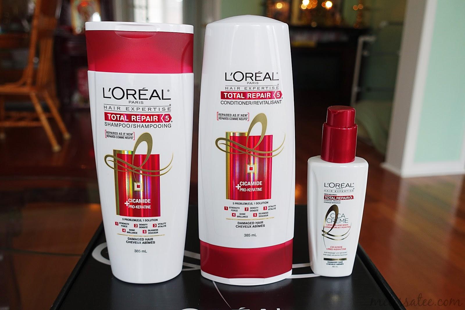 L Oreal Paris Expertise Actual Coupons Total Repair5 Hair Mask 200ml
