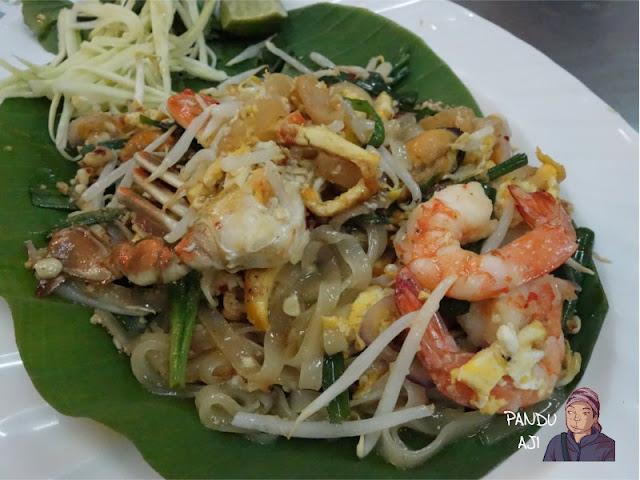 Kuliner di Chachutak