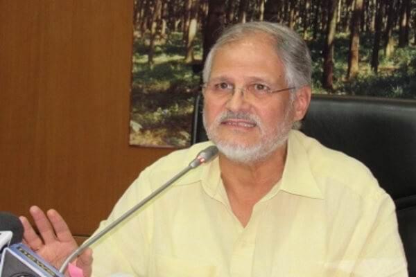 Lt-Governor-najeeb-jung-greets-Delhi-residents-on-Dussehra