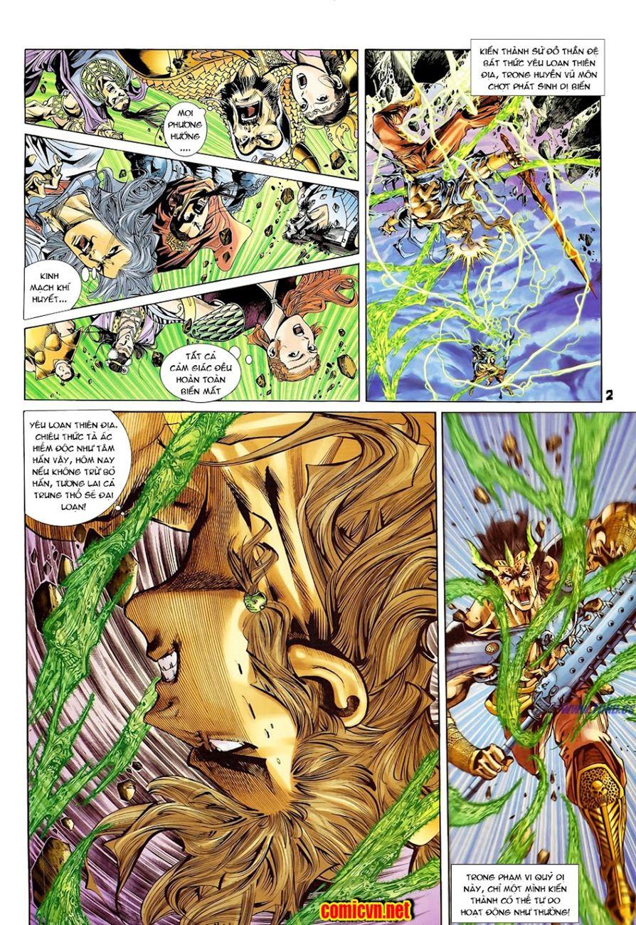 Đại Đường Uy Long chapter 85 trang 2