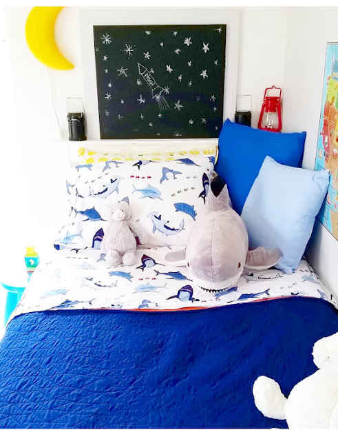 Kids Bedding for Summer & The Futon Shop Giveaway!