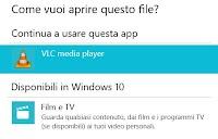 Come aprire MP4 in Windows 10