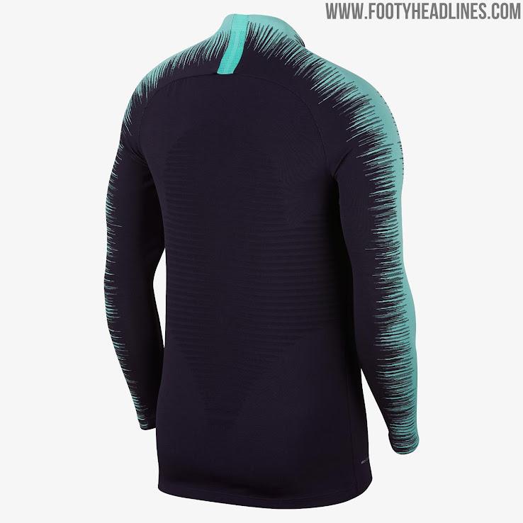 the latest c6d6c f663d Nike Barcelona 18-19 Training Kit Released - Leaked Soccer ...