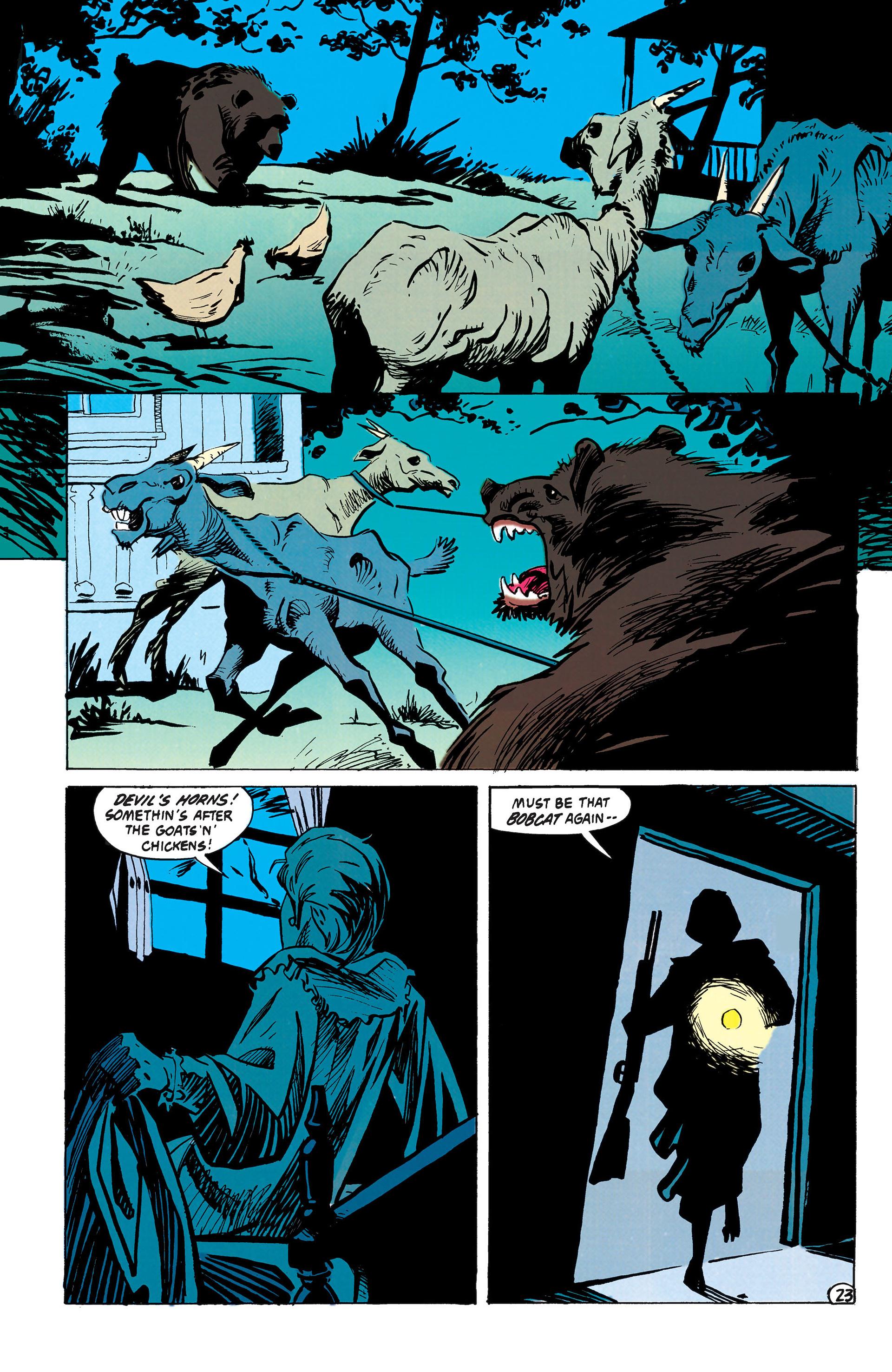Read online Animal Man (1988) comic -  Issue #42 - 24