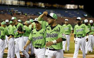 México gana y está sólo en la 1ra posición de la Serie del Caribe; Puerto Rico apabulla a Cuba