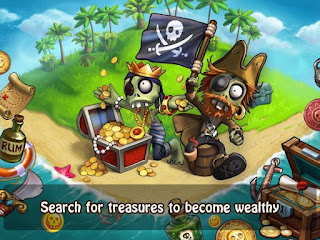 Download Zombie Castaways v1.2 Apk (Mod Zombaksov)