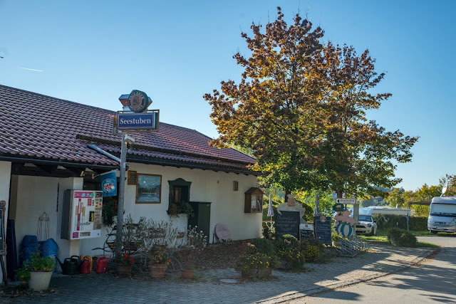 Meditationsweg Ammergauer Alpen im Blauen Land  Etappe 3 Murnau - Aidling 14