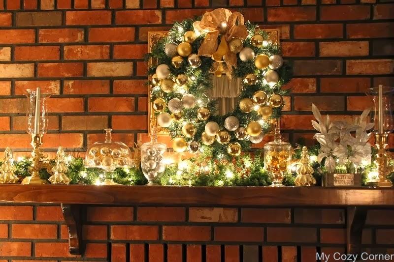 My Cozy Corner: My Cozy Corner's Christmas Tree