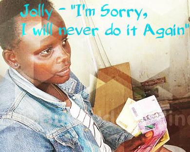 ugandan babysitter beat girl