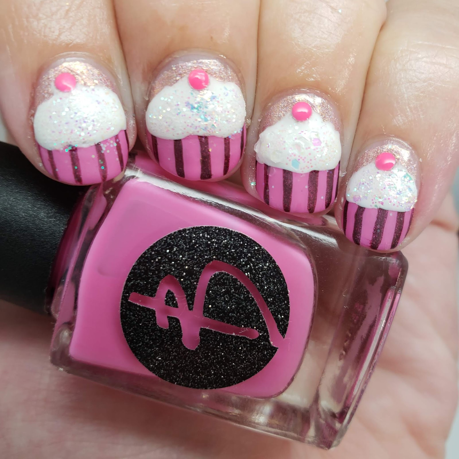 Intense Polish Therapy A Week Of Old Favorites Day 1 Cupcakes