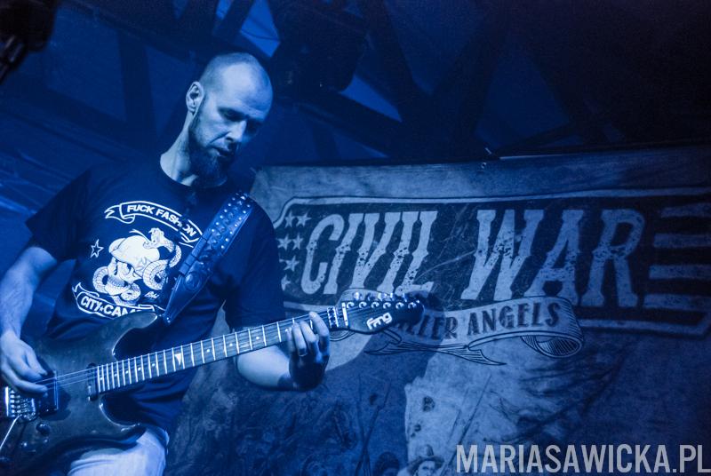 Civil War Oskar Montelius Mega Club Katowice 2014