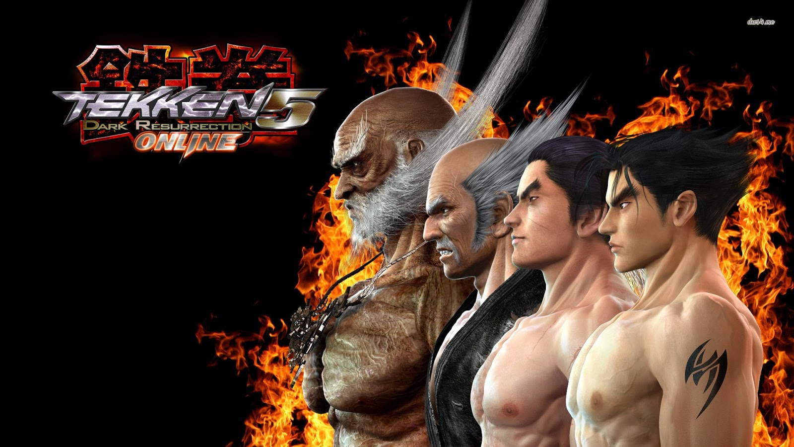 tekken 5 apk and obb