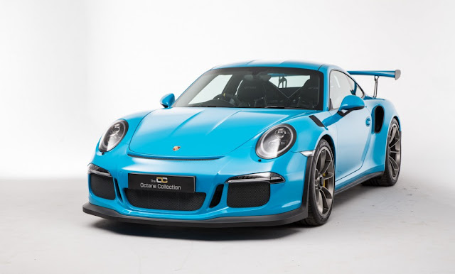 2016 Porsche 911 Gt3 For Sale At The Octane Collection Porsche Gt3 Tuning Forsale