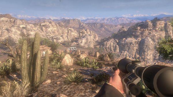 Call of Juarez The Cartel PC Full Version Screenshot 1