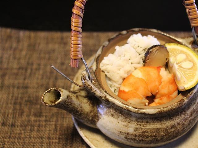 Swan鵝牌極致鵝絨日式刨冰 鵝絨雪花冰 #怪奇鵝絨冰(2):#醬菜清酒鵝絨冰|京都御苑旁清酒文化基地 刨冰不可思議的奇幻之旅-swan-kakigori-post-unexpected-flavoring-kakigori-kyoto-OZUmaisondusake-Seafood-soup-steamed-in-tea-pot