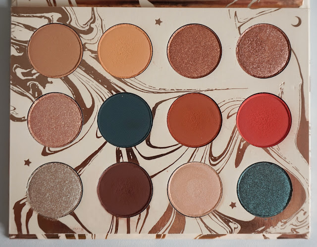 Revue Palette Dream St de Colourpop