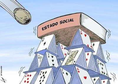 O Estado Social não pode ser descentralizado nem privatizado...