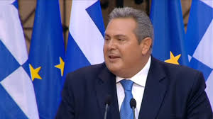 Π. Καμμένος: Ο ελληνικός λαός έχει ηγέτη του τον καλύτερο Πρωθυπουργό στα χρόνια της μεταπολίτευσης ..   ντονιονιονιο ανατριχιάσαμε !!!!!!