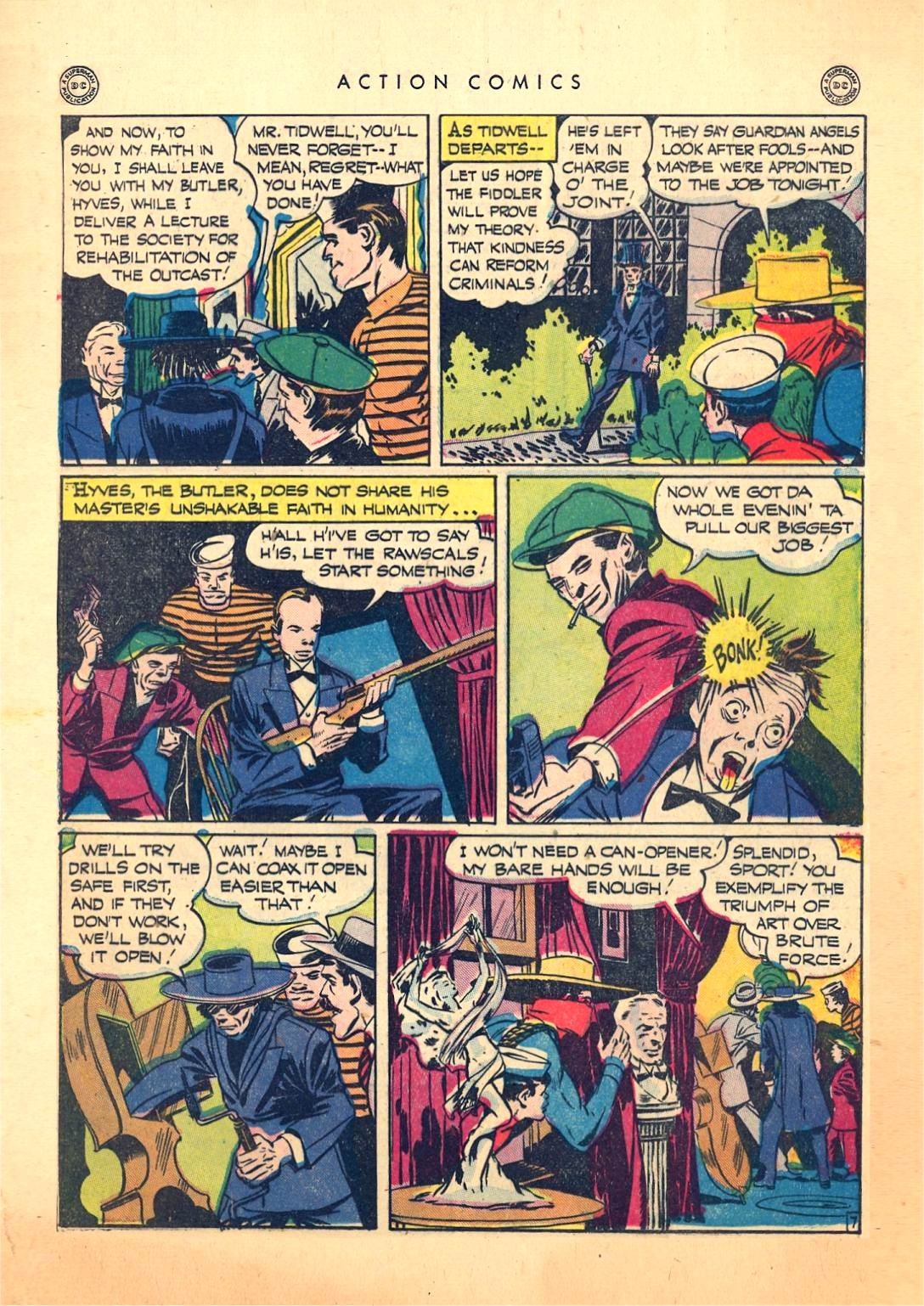 Action Comics (1938) 73 Page 21