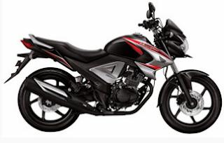 Spesifikasi dan Harga New Honda Mega Pro FI