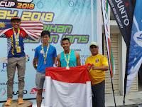 Prajurit Yonkav 8 Kostrad Mengukir Prestasi Orienteering di Malaysia