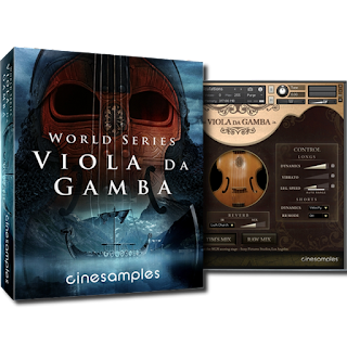 Cinesamples - Viola da Gamba Full version