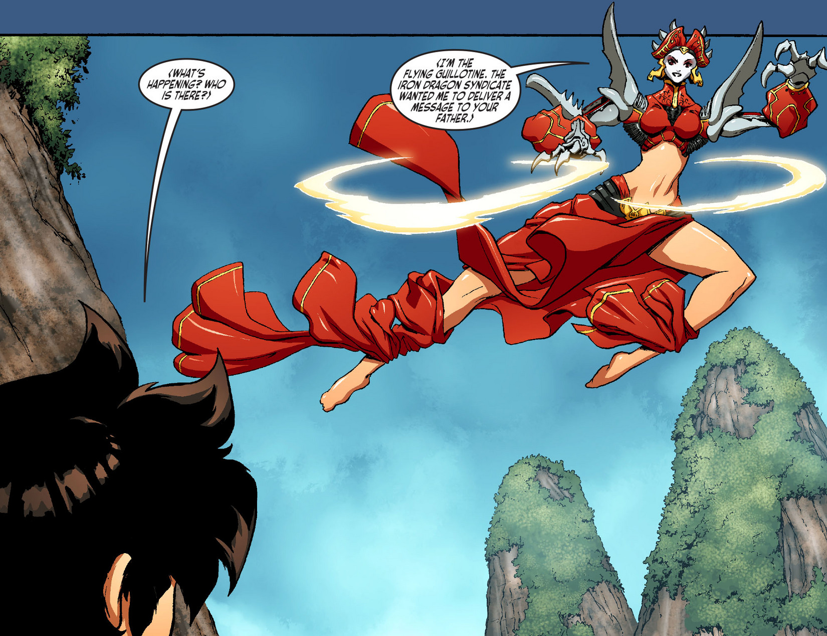 Read online Ame-Comi Girls comic -  Issue #7 - 7