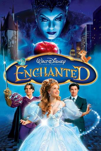 Enchanted (2007) ταινιες online seires oipeirates greek subs