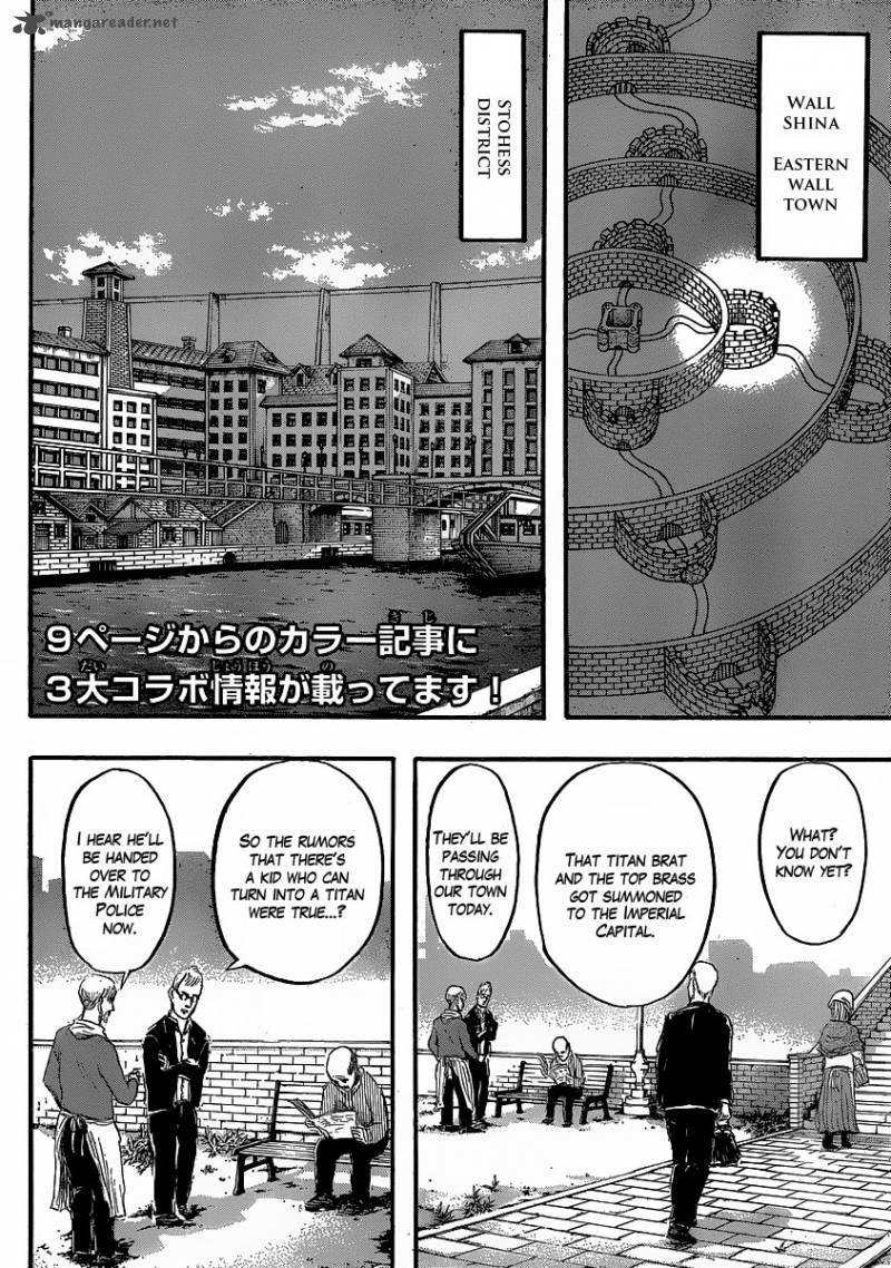 Shingeki no Kyojin Ch 31