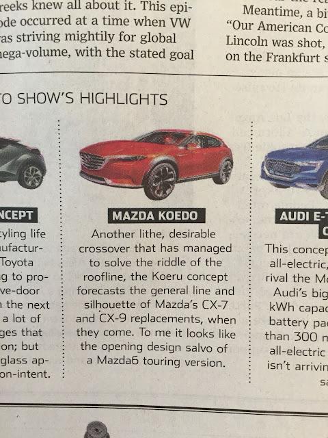 Mazda koedo
