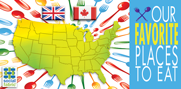 Best Restaurants US, Canada, UK - restaurant blog hop #cbias